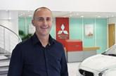 Clive Messenger, Mitsubishi Motors UK