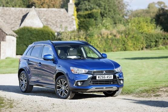 Mitsubishi Motors Uk Launches Finance Drive Car Manufacturer News