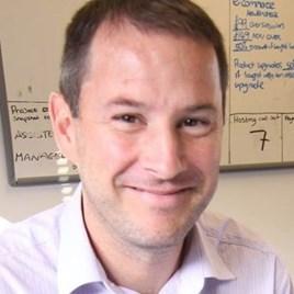Neil Bayton, partner director, Trustpilot