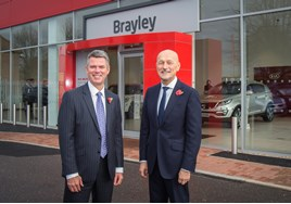 brayleys cars expands with second kia franchise in enfield. Black Bedroom Furniture Sets. Home Design Ideas