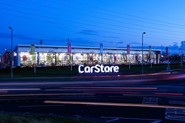 Peter Vardy CarStore Dundee