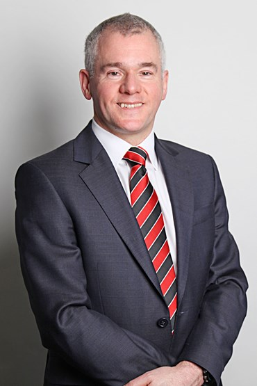 Ken Savage, Perrys chairman