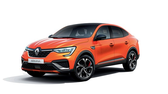 Renault Unveils New Arkana Coupe Suv Ahead Of 2021 Uk Launch Car Model News