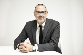 Jaguar Land Rover managing director Rawdon Glover