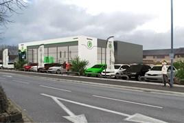 Rrg Group Gets Green Light For Bolton Skoda Dealership