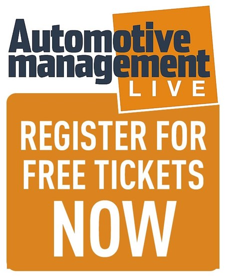 Register for your FREE ticket to Automotive Management Live - AML- Cymphony