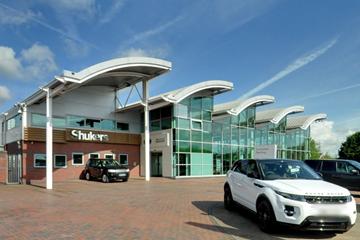 Shukers Land Rover in Shrewsbury