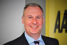Simon Benson, director of motoring services at AA Vehicle Inspections