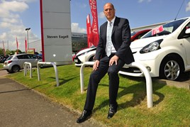 Steven eagell to acquire seven toyota sites from jardine for Jardine motors