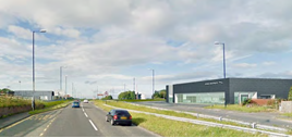 New Stratstone Jaguar And Land Rover Showrooms To Span