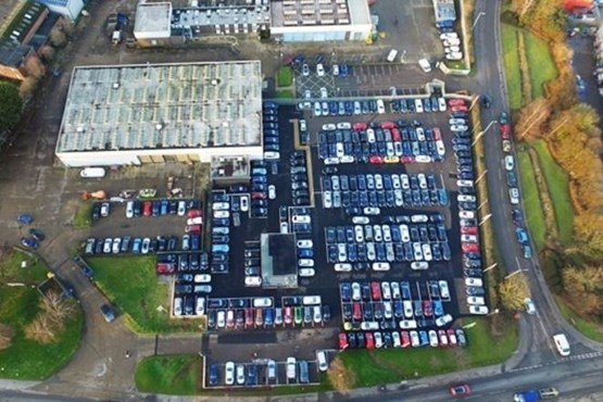 Car Supermarket: SW Car Supermarket Plans 700-car Peterborough Site