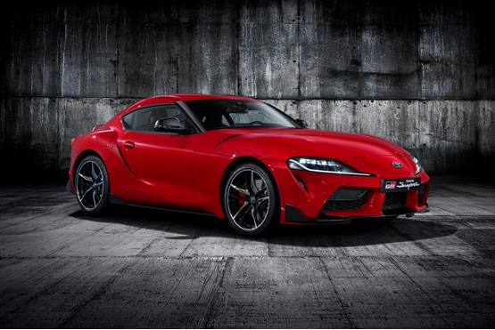 Toyota To Launch Supra Halo Model In The Uk This Summer Car Model News