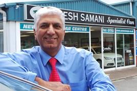 Umesha Samani