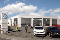 Plans: Vertu Volkswagen Nottingham North