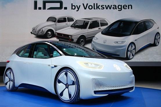 Volkswagen ID Concept (2016)