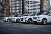The current Volvo Cars T8 plug-in hybrid line-up