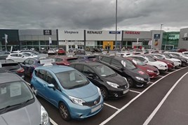 Vospers' Plymouth multi-franchise site