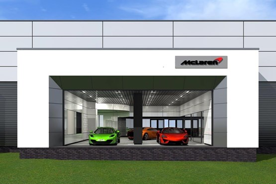 Rybrook Holdings To Open Ultra Premium Four Franchise Showroom In Bristol Car Dealer News