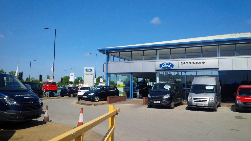 Stoneacre motor group wins ford customer service award for Ford motor customer service