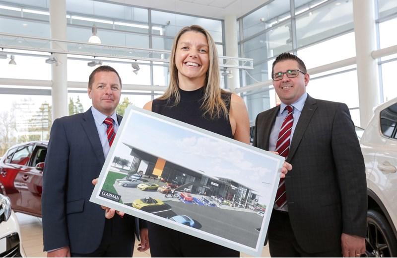 Mot Centre Newry >> Shelbourne Motors Unveils Plans For 5m Multi Franchise Dealership