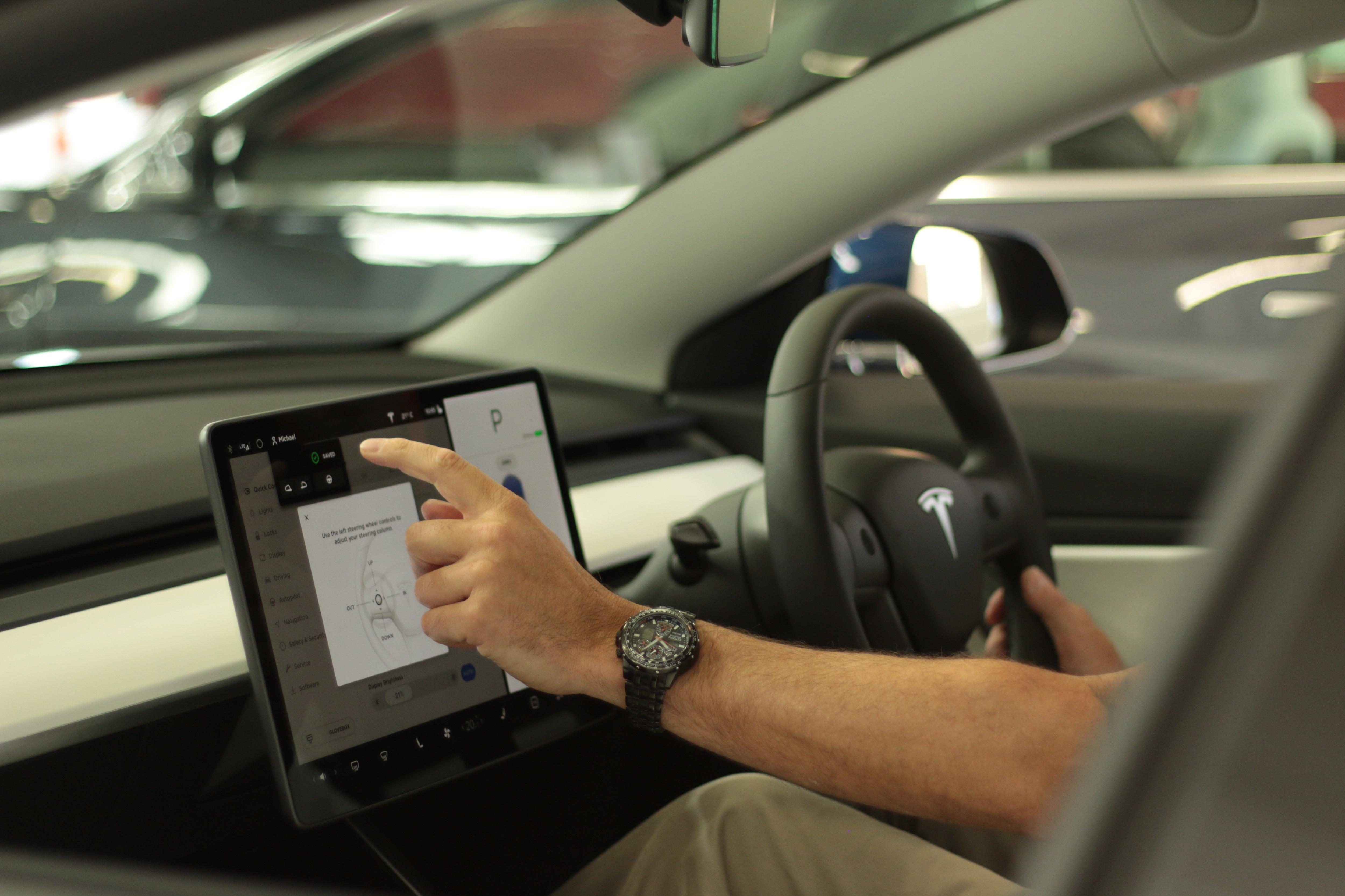 Tesla completes first day of UK Model 3 EV deliveries