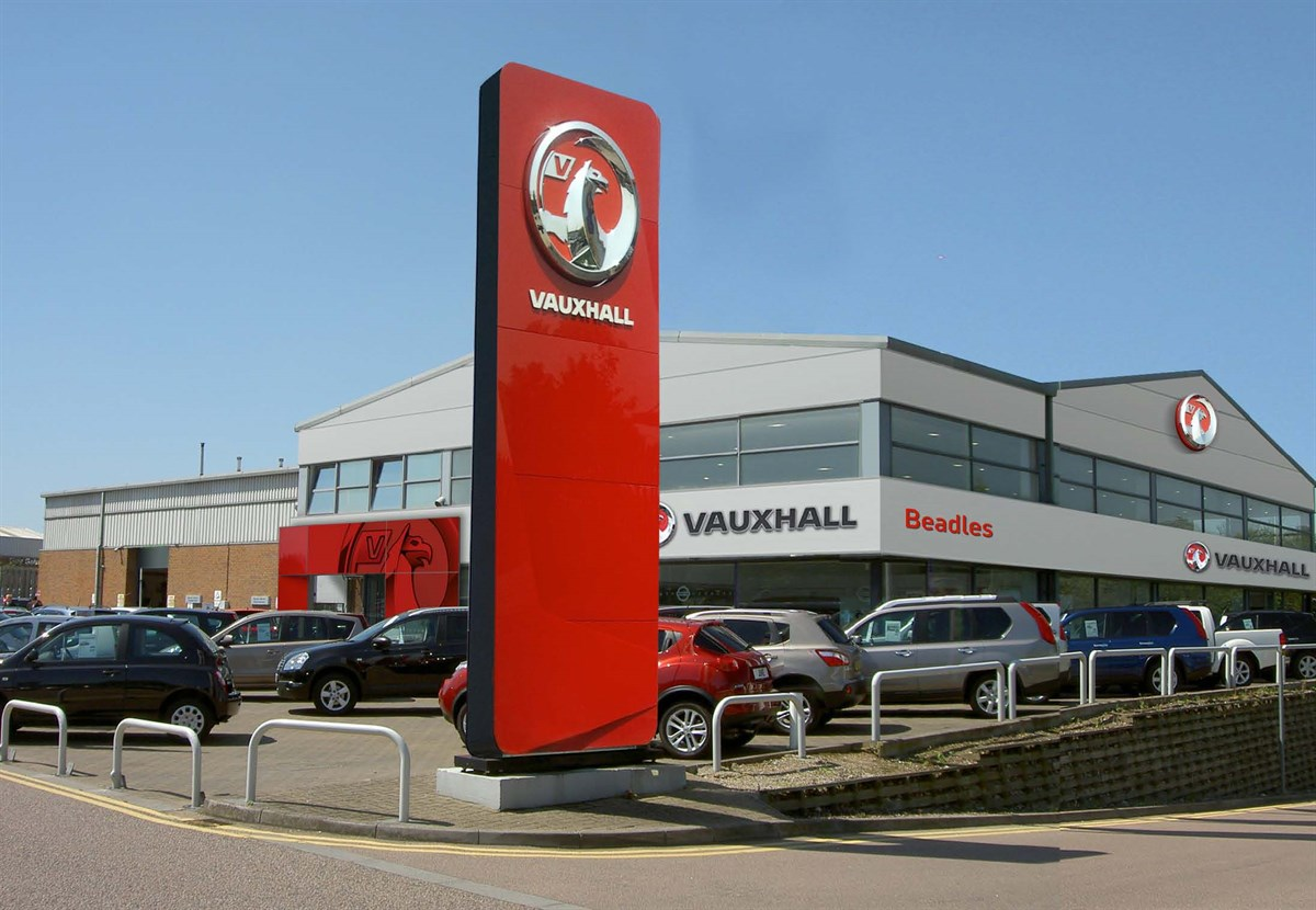 Beadles Adds Vauxhall Franchise