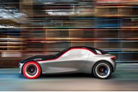Vauxhall GT Concept 2016