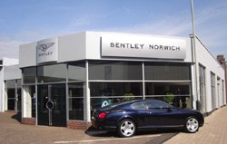 Bentley Norwich