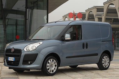 New Vauxhall Combo will be based on the Fiat Doblo