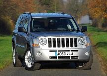 Jeep Patriot 2010 gets new 2.2-litre diesel from Mercedes