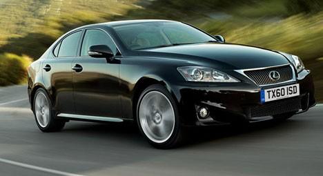 2011 Lexus IS200d