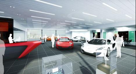 Rybrook Holdings McLaren Birmingham