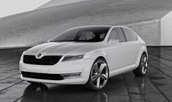 Skoda Vision D concept 2011
