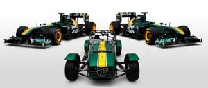 Team Lotus Enterprise acquires Caterham Cars