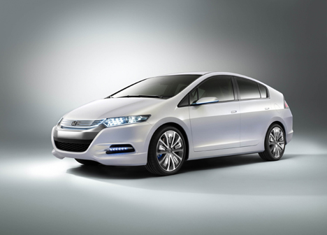 Honda's Insight concept