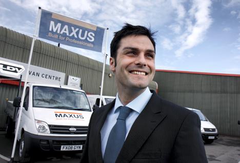 Allan McCartney, Grimsby Van Centre's managing director