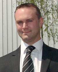 Darren Hawkins (33), Franchise Manager, Snap-on Tools.