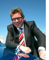 John McGuire (53), Managing Director, Phoenix Car Company