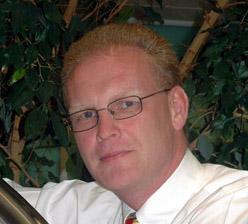 Nick Palmer, Mitsubishi UK director of aftersales