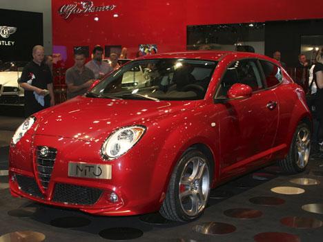2009 Alfa Romea Mito
