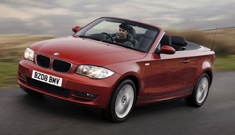 2008 BMW 1 Series Convertible