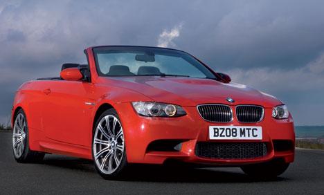 2008 BMW M3Convertible