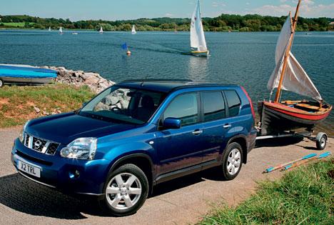 2008 Nissan XTrail Sport
