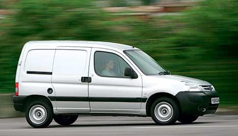 2008 Peugeot Partner