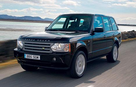 2008 Range Rover TDV8