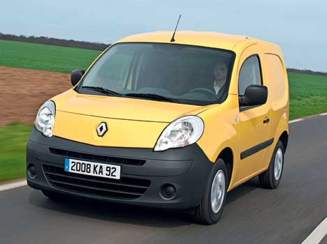 2008 Renault Kangoo