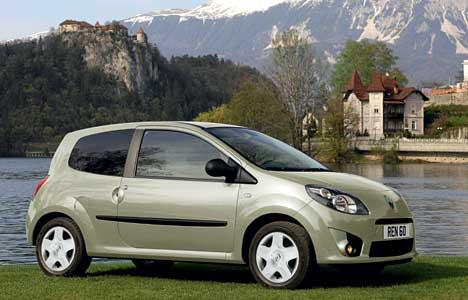 2008 Renault Twingo Extreme