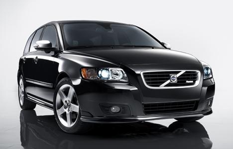 2008 Volvo V50 R Design