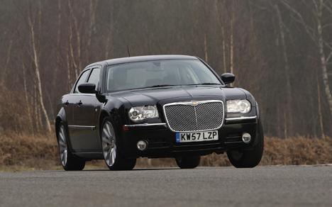 The 2008 Chrysler 300C