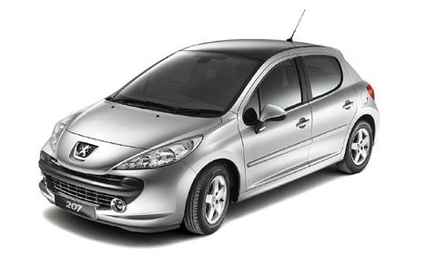 Peugeot 207 Cielo